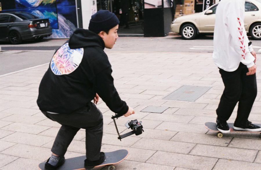 小林万里 Banri Kobayashi Diaspora Skateboards