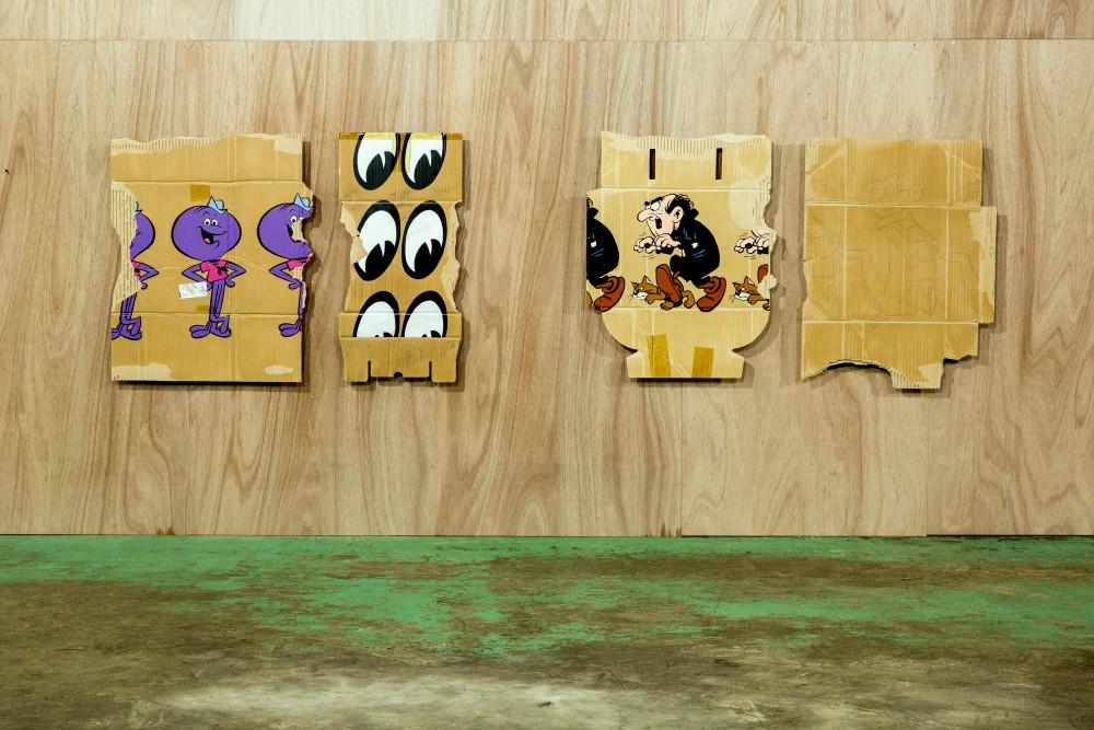 無限のアイデアと実現するパワーで<br>時代をつくるアーティストたち<br>VOL.01<br>TENGAone