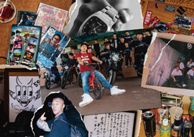 -YOUTH OF TODAY –<br>徳島の17歳がメイクするビートと<br>U.S.のラップが共鳴する新しい世界<br>Vol.01<br>Tj.Rob