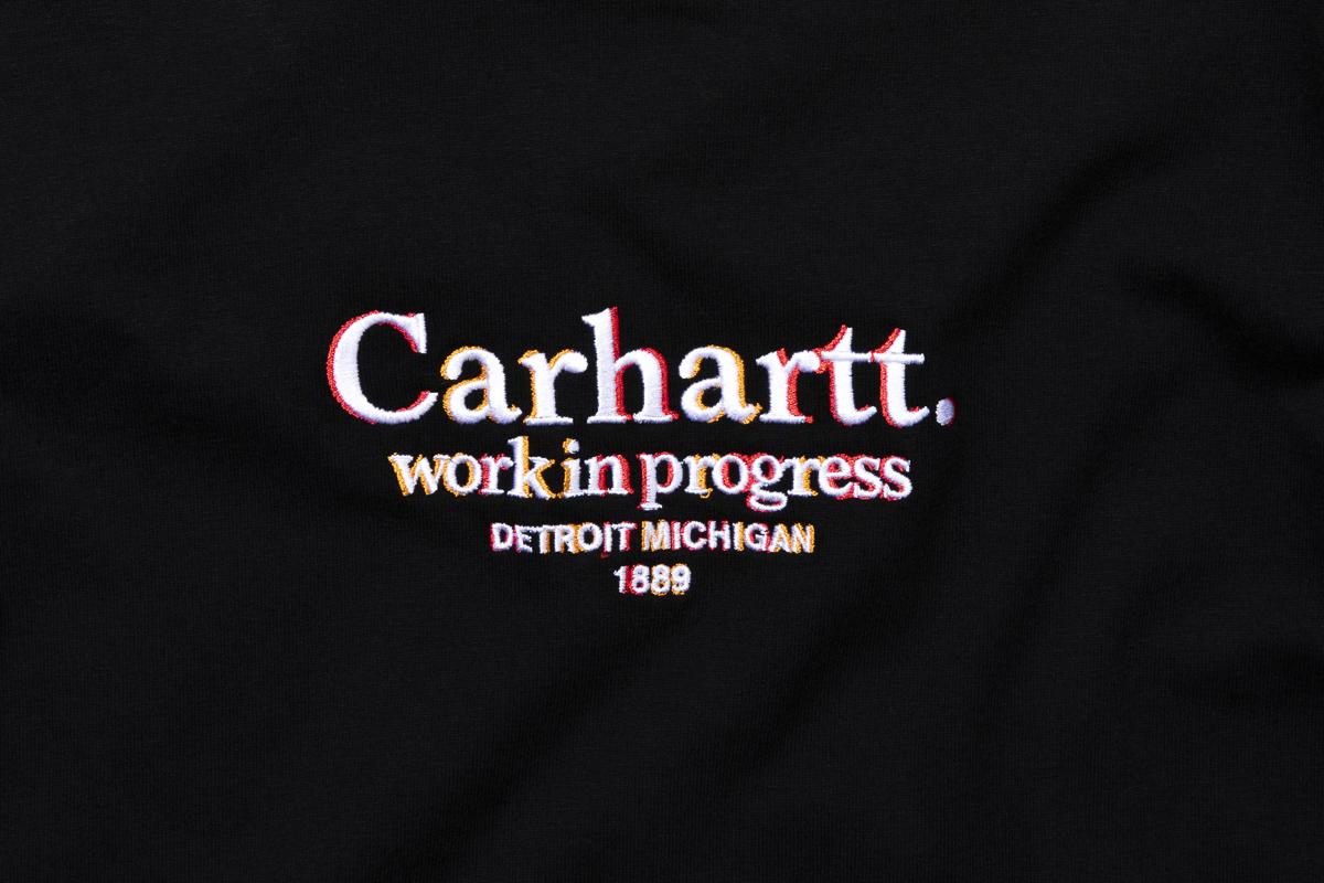 豊さのシンボルであるCマークは<br>今も昔も音の鳴る場所が似合う<br>VOL.01 Carhartt WIP