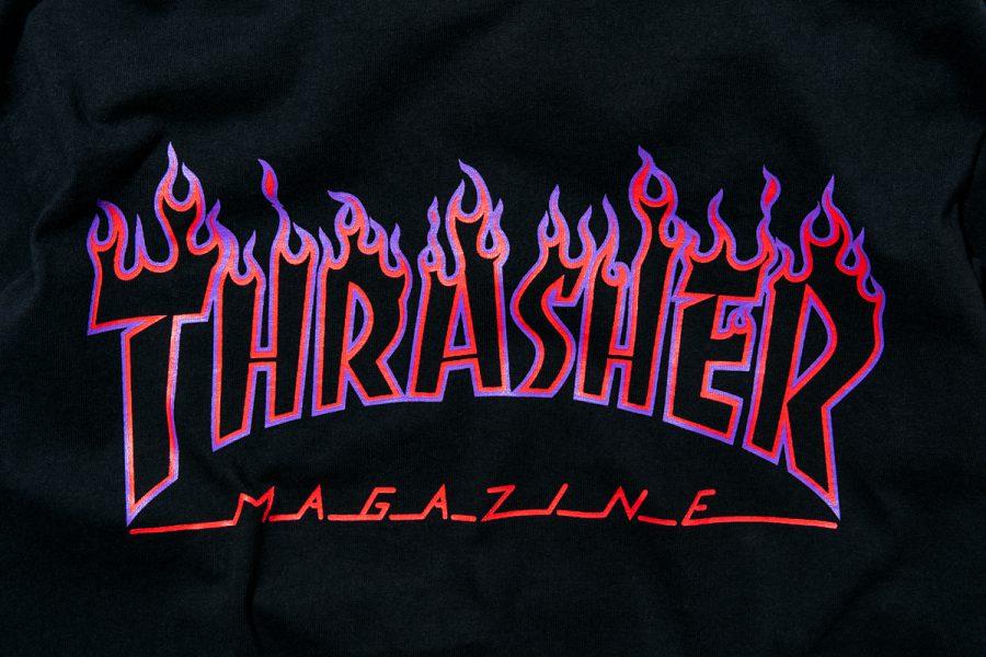 スケートボードへの愛と反骨精神が宿る<br>永遠不滅のマガジンロゴを胸に<br>VOL.06 THRASHER