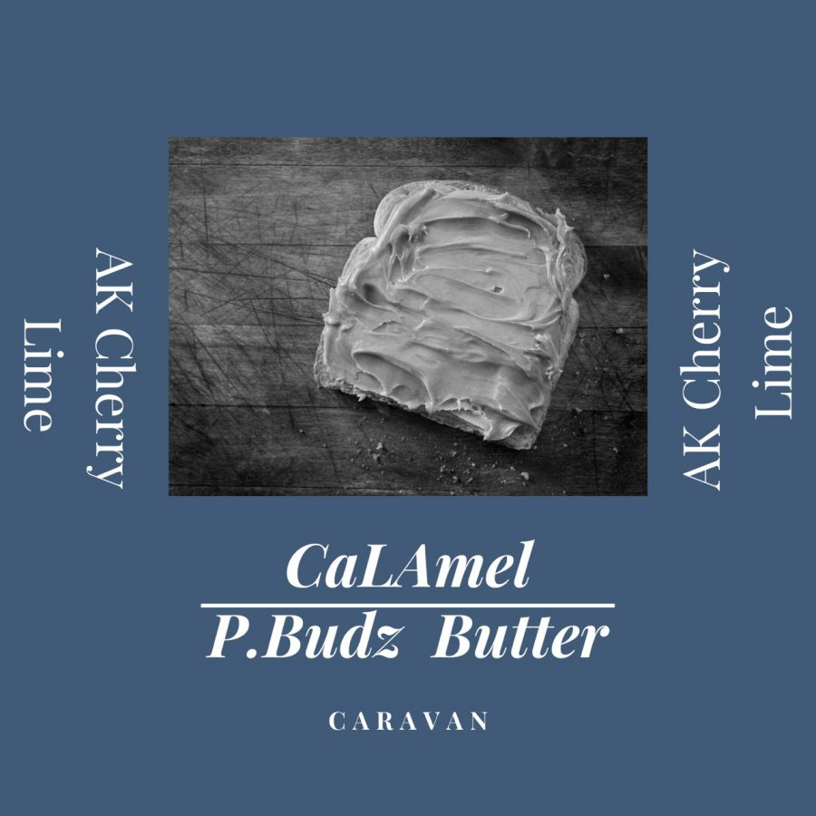 CaLAmel P.Budz Butter