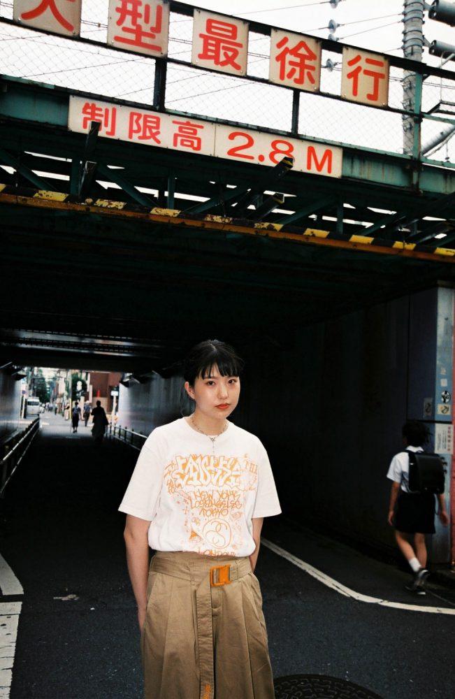 ギャップであり写し鏡でもある<br>福岡産のグラフィティという選択<br>– YonYon –