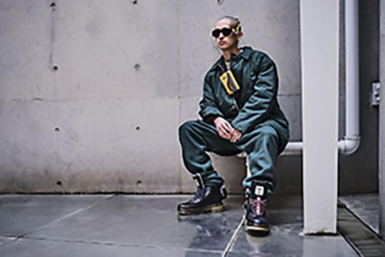 """""""良いとこ取り""""なブーツを<br>いつものスニーカー感覚で<br>– Dr.Martens × atmos –"""